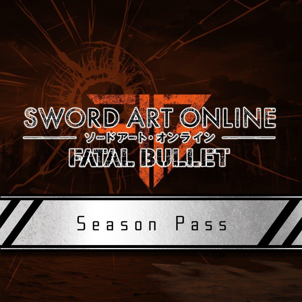 Sword Art Online: Fatal Bullet: Season Pass - PS4 [Digital Code] by BANDAI NAMCO GAMES AMERICA INC.