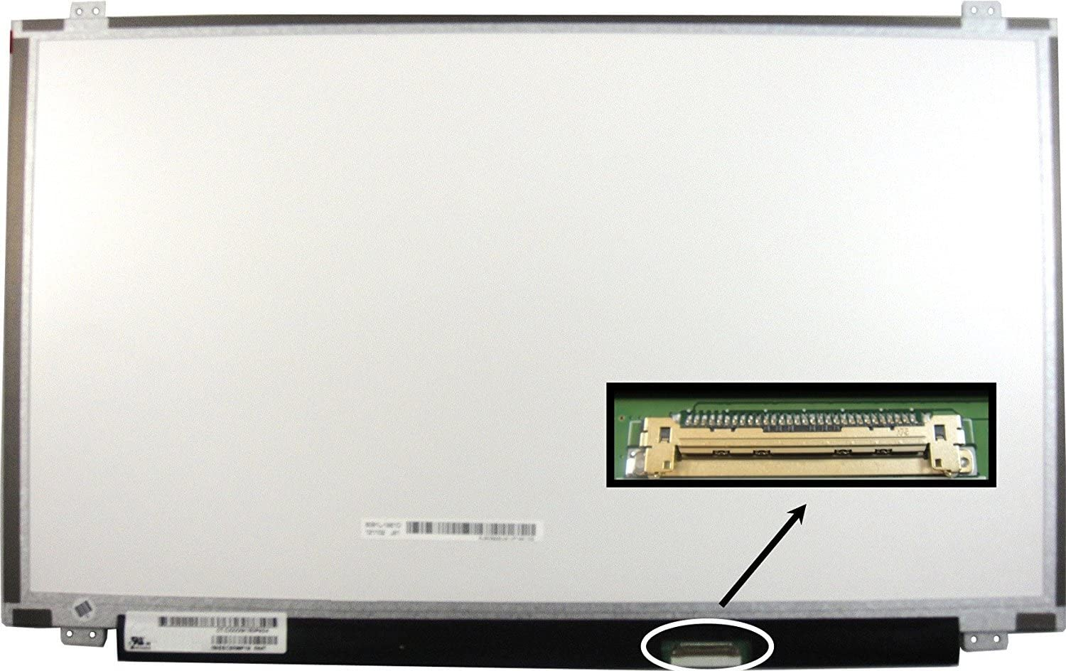 LP156WF6 SP M1 for Dell Inspiron 7559 LCD Screen LED KFKV0 FHD 15.6""