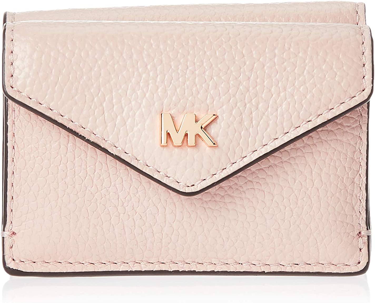 MICHAEL Michael Kors Pebble Leather Trifold Flap Wallet