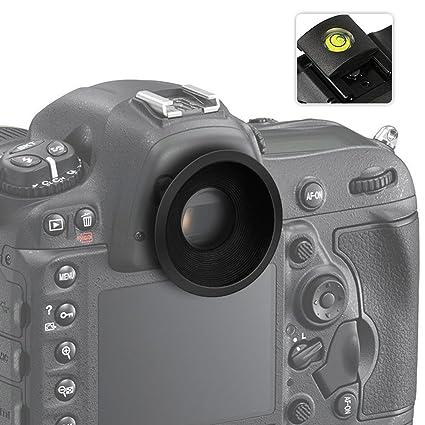 First2savvv Ocular Visor Lupa para Nikon D750 D610 D600 D500 ...