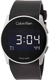 Calvin Klein Mens Quartz Watch K5B23TD1