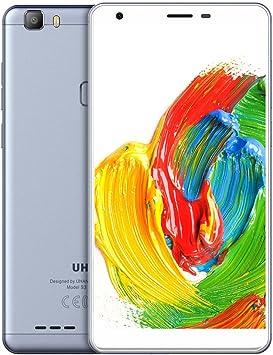 UHANS S3 Smartphone 3G WCDMA 6.0 Pulgadas de Cuatro Núcleos ...