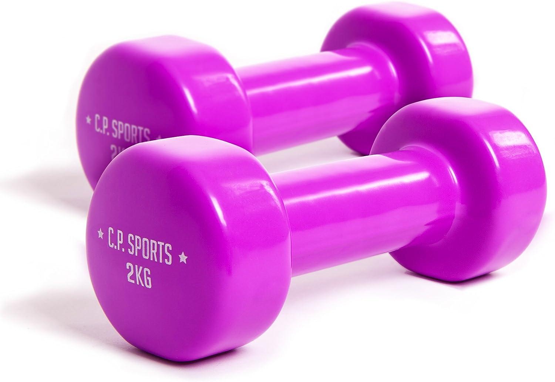 C.P.Halt/ères Sportives antid/érapantes 0,5-0,75-1,0-1,0-1,5-2,0-2,5-2,5-3,0-4,0-5,0-6,0-8,0-10 kg