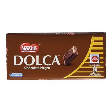 Nestlé - Dolca - Tableta De Chocolate Negro - 125 g