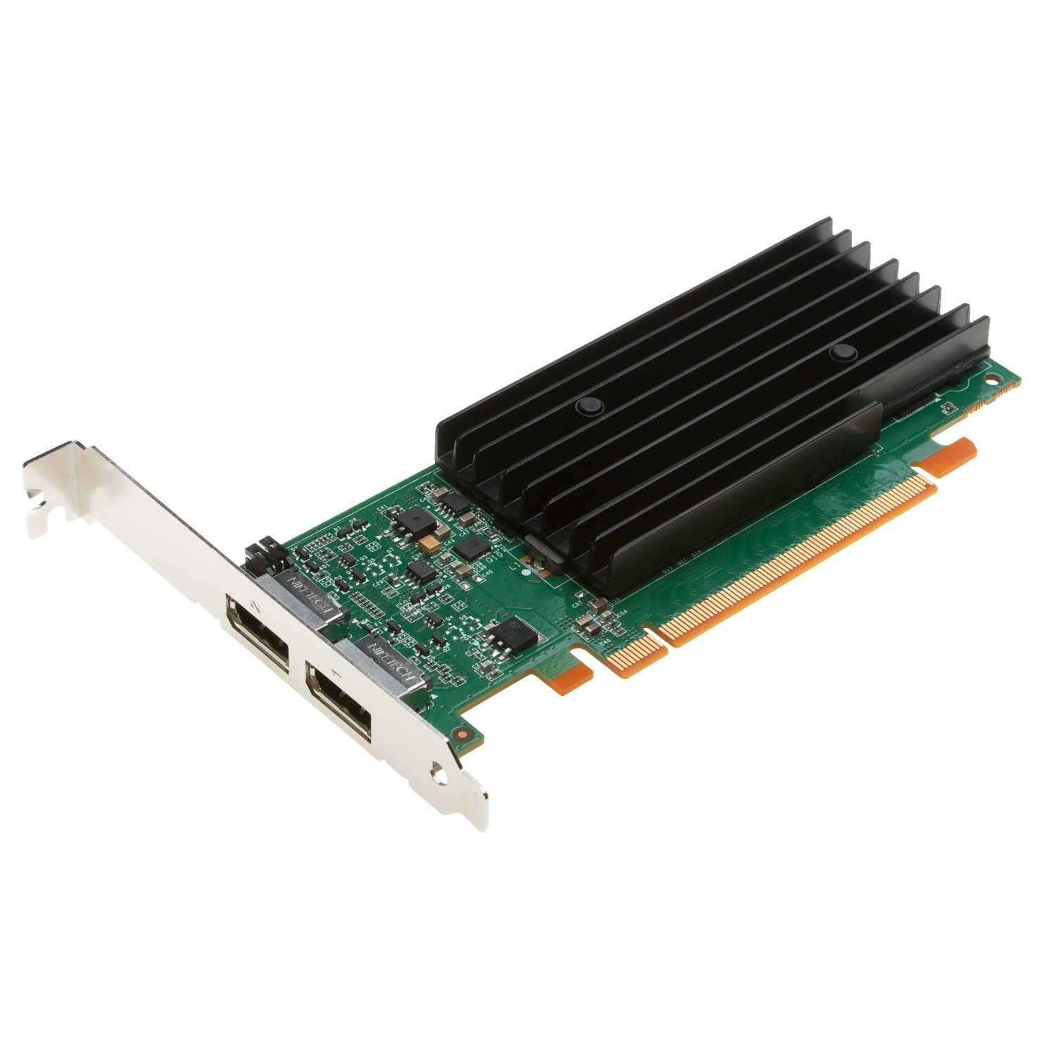 NVIDIA Quadro NVS 295 by PNY 256MB GDDR3 PCI Express Gen 2 x16 Dual DisplayPort or DVI-D SL Profesional Business Graphics Board, VCQ295NVS-X16-DVI-PB