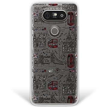 WoowCase Funda LG G5, [Hybrid] Simbolos Londres Inglaterra ...