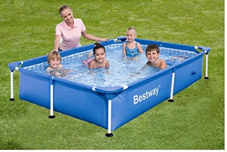 BESTWAY 56040-Piscina rectangular no 221/filtro 150 x entre 536003 ...