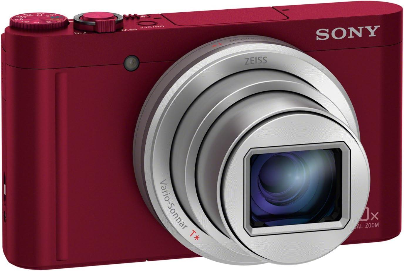 Sony Dsc Wx500 Kompaktkamera Kamera