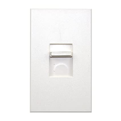 Lutron NTF-10-WH 120 Volt at 60 Hz 16 Amp 1-Pole 3-Wire Small ...