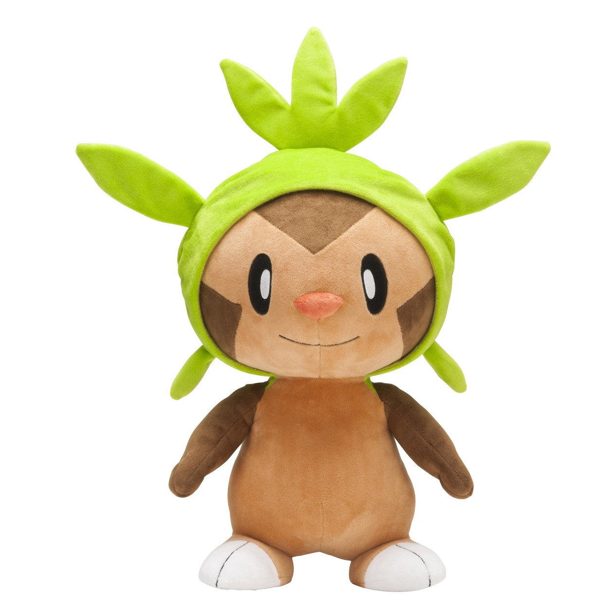 Pokemon Center Original life-size stuffed Harimaron (japan import)