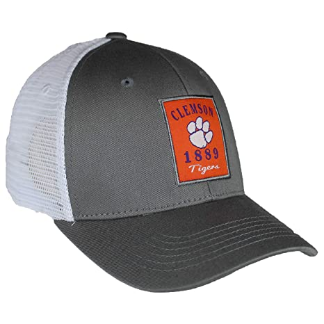 detailed pictures 4586c ea317 Image Unavailable. Image not available for. Color  Top of the World Clemson  Tigers Official NCAA Adjustable Ranger 26 Hat ...