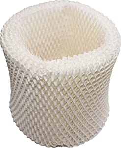 LifeSupplyUSA Replacement Humidifier Wick Filter C Compatible with Honeywell Duracraft HC-888 Series HCM-890 HCM-890C HCM-890B