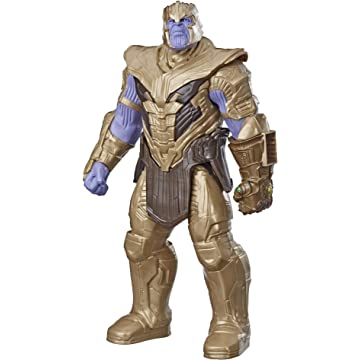 Amazon com: Avengers Marvel Endgame Titan Hero Series Thor 12