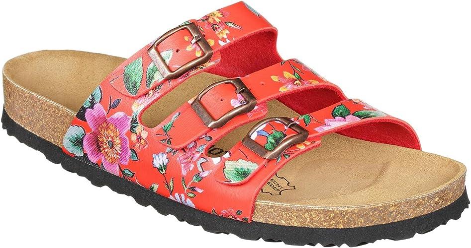 JOE N JOYCE Women Sandals Cork Slippers SynSoft Paris