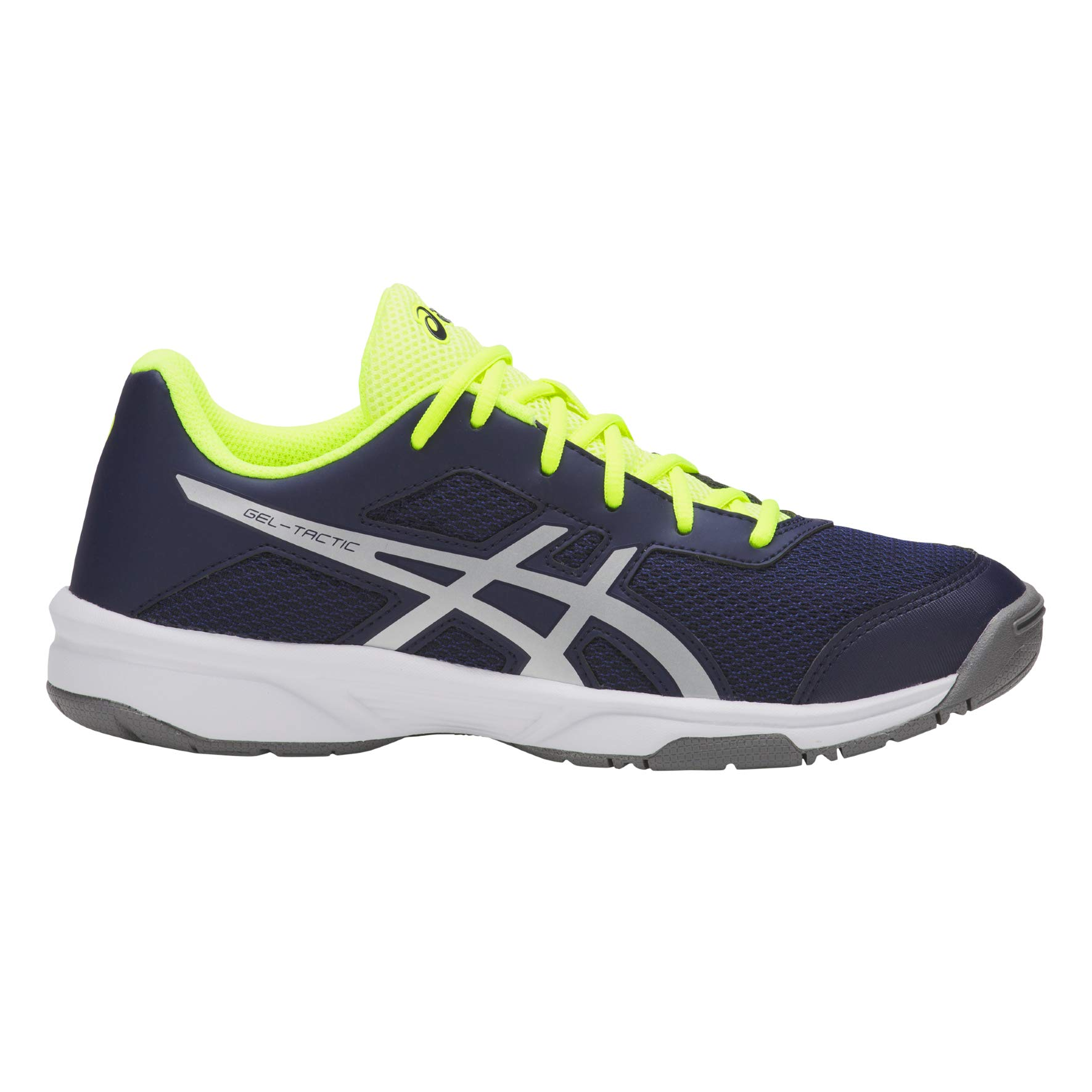 ASICS Indoor Junior Shoes Gel-Tactic GS Volleyball Handball Korfball C733Y-400 (US 5.5)