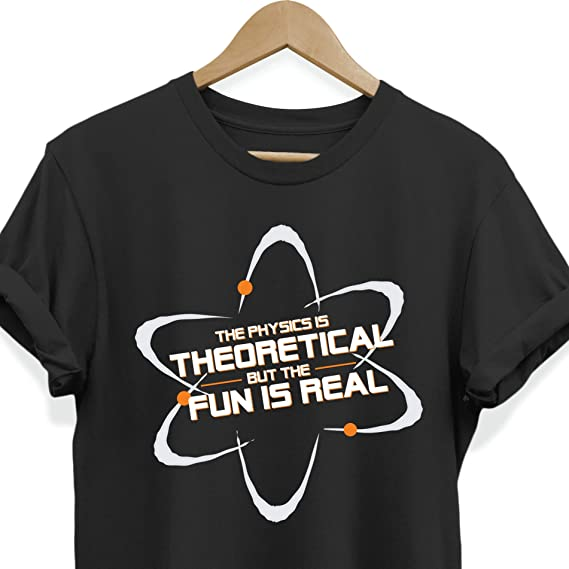 Weezag Physics Nerd Geek T Shirt Birthday Gifts For College Students Science Lovers