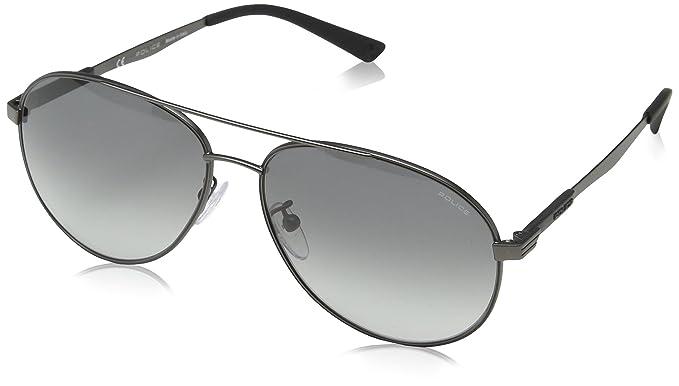 7bfa31499a0 Police Sunglasses Men s Court 1 SPL344 Sunglasses