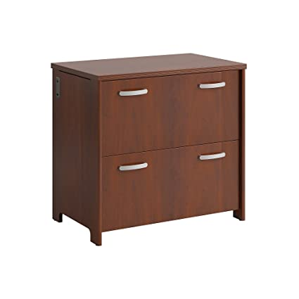 Amazoncom Envoy 32W 2 Drawer Lateral File Cabinet Kitchen Dining