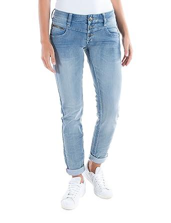 aa87264bee61 Timezone Women's Kairina Slim Jeans (Narrow Leg), (Athletic Blue ...