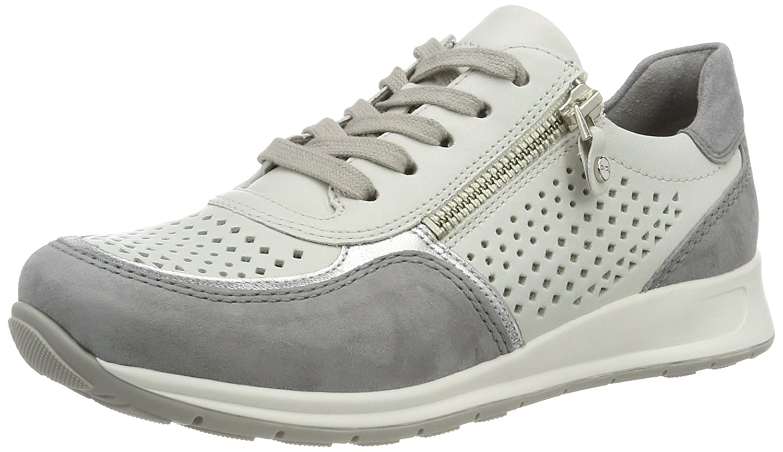 Ara Osaka, Zapatillas para Mujer 41 EU|Wei (Stahl,silber/Cloud)