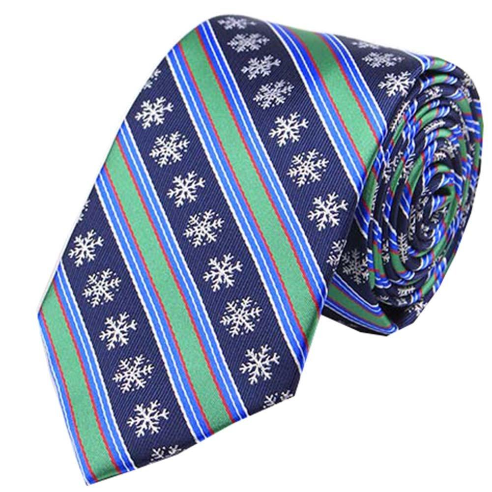 Men's Woven Microfiber Tie Solid Satin Necktie Standard Length Christmas Eggplant Handmade Neck Tie Various Pattern by YQDong (Image #1)