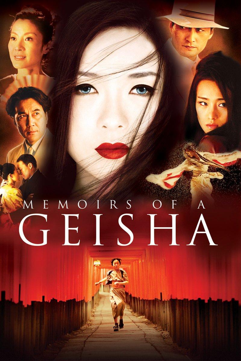 Amazon Com Memoirs Of A Geisha Ziyi Zhang Ken Watanabe