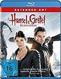 Hänsel und Gretel - Hexenjäger - Extended Cut [Blu-ray]