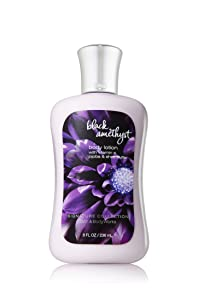 Bath Body Works Black Amethyst Body Lotion 8.0 oz