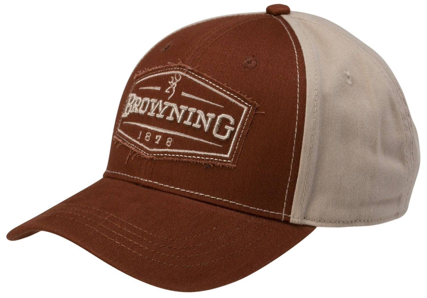Browning Altus Cap Beige/Brown