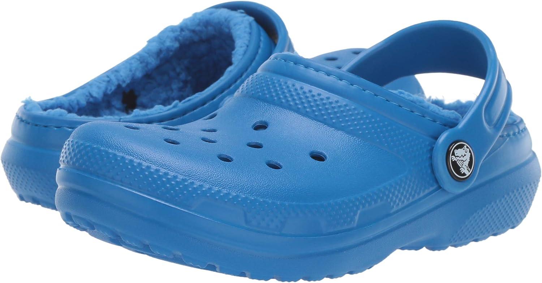 Crocs Classic Lined Clog Kids Bambini Zoccoli Unisex