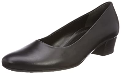 Gabor Shoes Comfort Basic, Escarpins Femme, (Schwarz), 35 EU