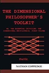 The Dimensional Philosopher's Toolkit (The Dimensional Encyclopedia Book 1) Kindle Edition