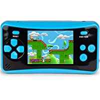 QoolPart Handheld Game Console, 182 Retro Classic Games in 1 Portable Gaming Controller with 2.5