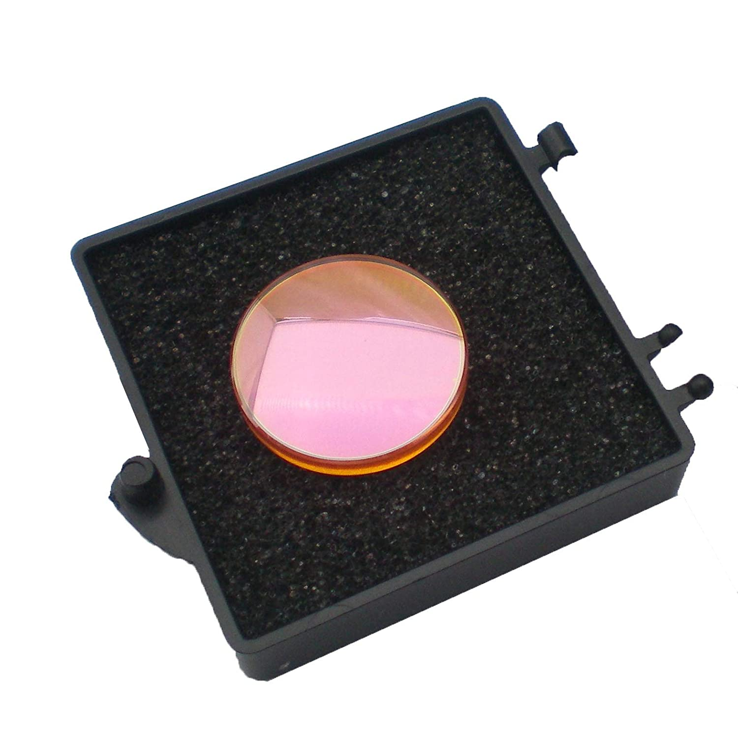 20mm ZnSe Focus Lens for CO2 10600nm 10.6um Laser Engraver/Cutter Dia:20mm FL:2' Or 50.8mm Cole