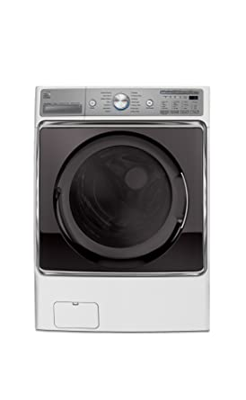 Amazon kenmore elite 41072 52 cu ft front load washer in kenmore elite 41072 52 cu ft front load washer in white includes delivery fandeluxe Images