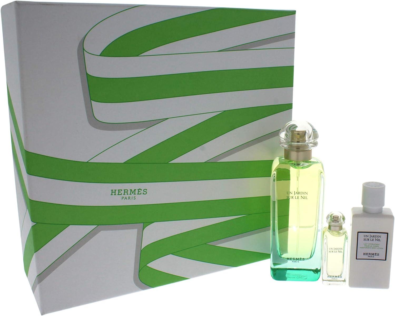 Hermès Paris Un Jardin Sur Le Nil Set de Belleza - 3 Piezas: Amazon.es: Belleza