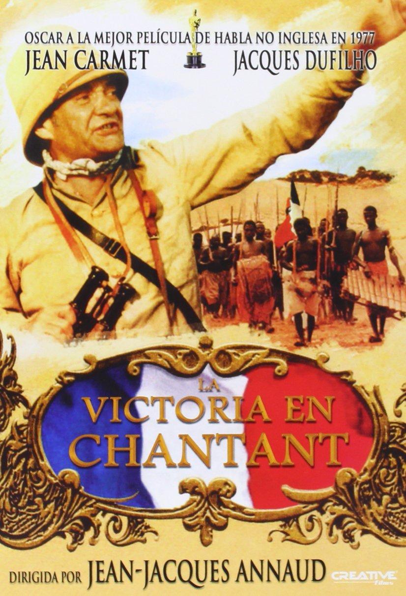 La Victoria en Chantant [DVD]: Amazon.es: Jean Carmet, Jacques Dufilho, Catherine Rouvel, Jacques Spiesser, Maurice Barrier, Jean-Jacques Annaud, ...