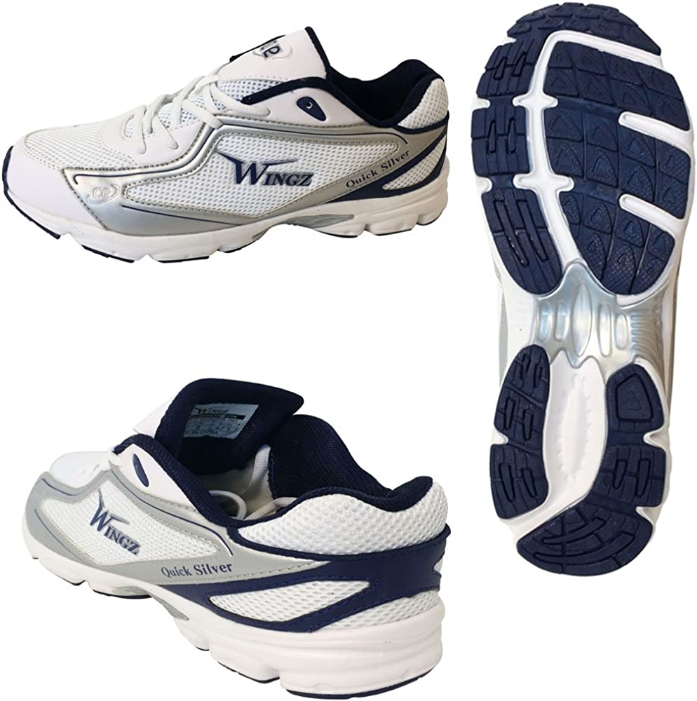 Squash Racqetball Shoes for Sports Played On Wooden Floor US