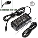 19.5V 3.34A 65W AC Power Adapter Charger for Dell Inspiron 11 3000 (3147) (3148) 13 7347 14 3458 i7347 i3458 Series…