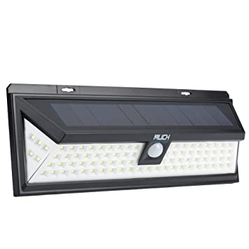 Solar Led Lights Outdoor Much solar lights outdoor 86 led super bright wide angle solar much solar lights outdoor 86 led super bright wide angle solar powered motion sensor light workwithnaturefo