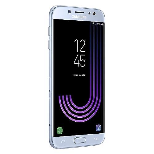 Samsung Galaxy J7 2017 Smartphone libre 5 5 3GB RAM 16GB 13MP Versión europea color Azul Plata
