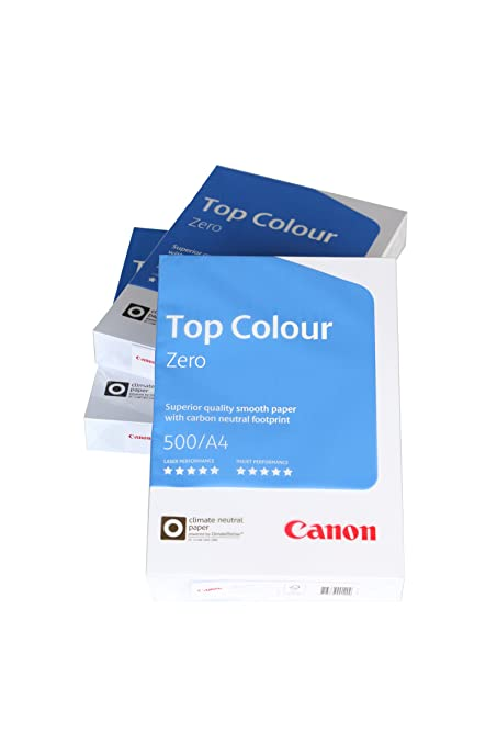 Canon Alemania Top Colour Zero Color Papel, 3 x 500 hojas ...