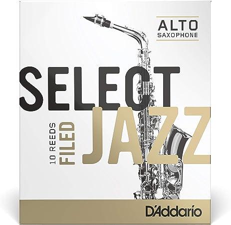 #89 Rico Sopransaxophon Starke 3 Hard Filed Select Jazz 10st