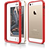iPhone SE case, elago [Bumper][Red] - [Edge Protection][Minimalistic][Durable Hardshell] - for iPhone SE/5/5S