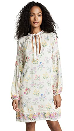 eb4ba302fcf Spell and the Gypsy Collective Women s Posy Long Sleeve Mini Dress ...