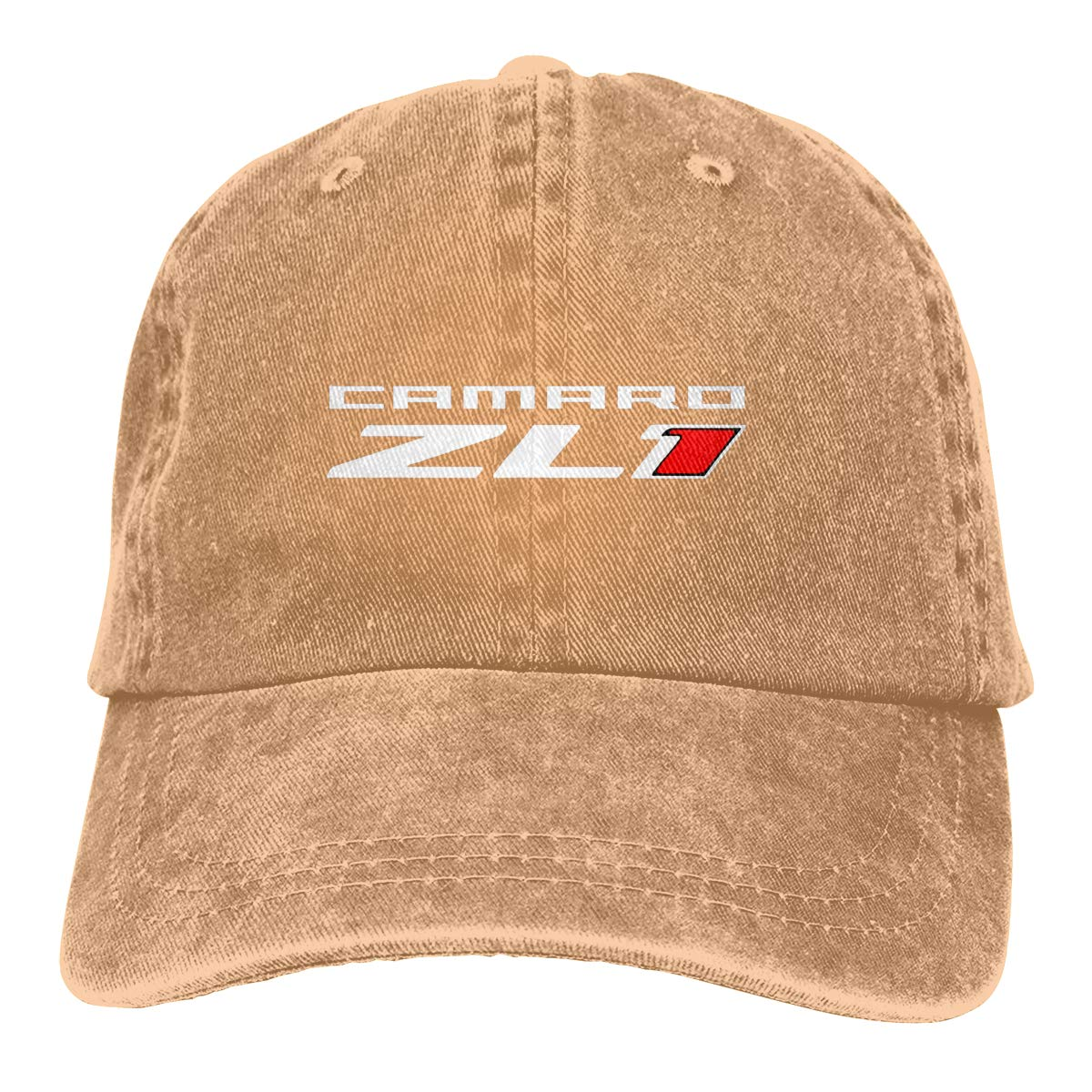 Eugrandet Camaro ZL1 Unisex Baseball Cap Twill Adjustable Hat