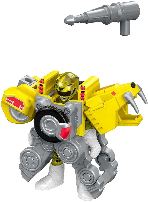 durable modeling Fisher-Price Imaginext Power Rangers Battle Armor ...