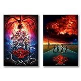 Amazon Price History for:Stranger Things Season 2 Posters Set of 2 - 24in x 36in each TV Show - Fan Memorabilia