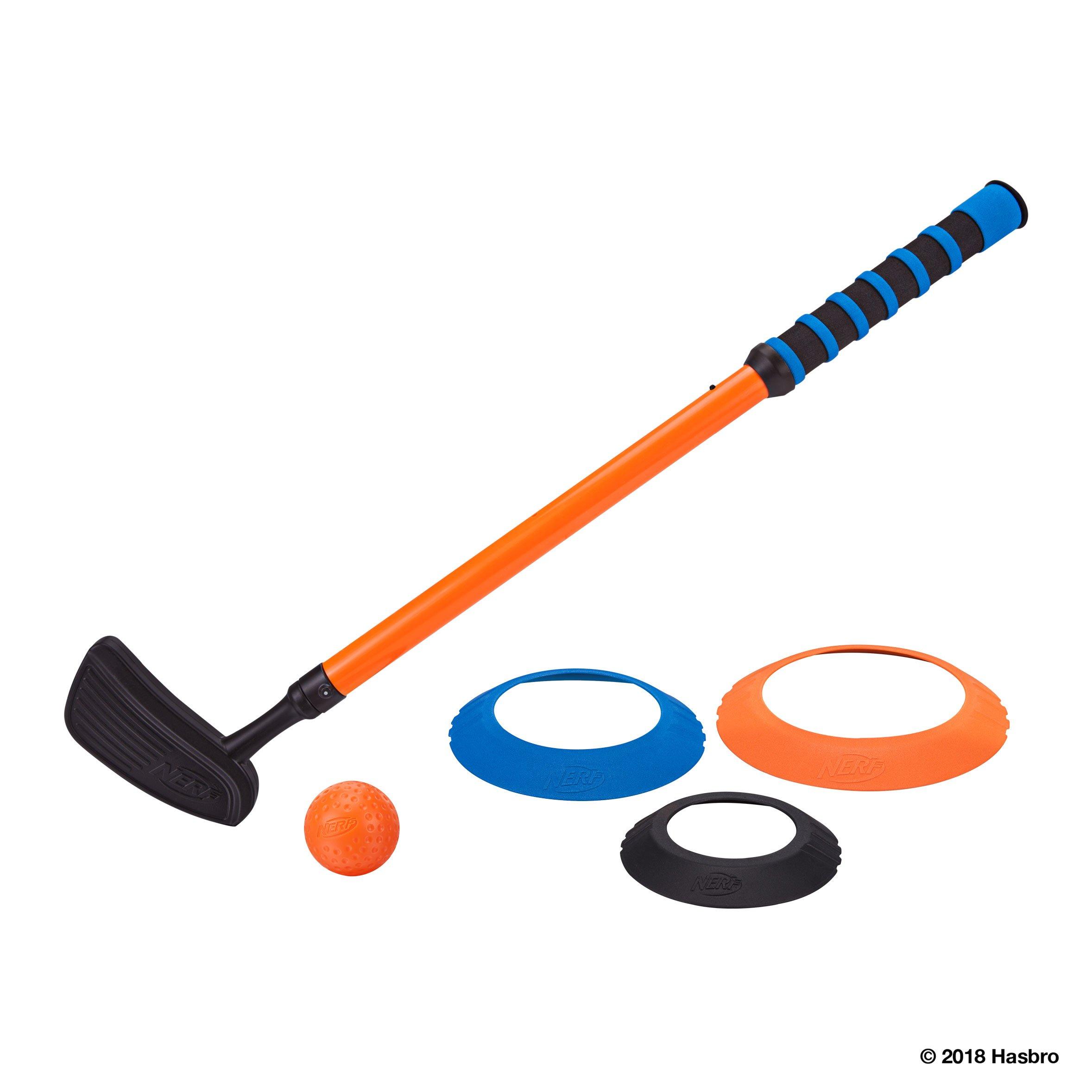 Nerf Sports Challenge Putt & Go Golf by NERF