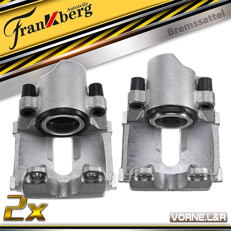 2x Bremssattel Bremszange Vorne Links Rechts Für 5er E39 7er E38 X3 E83 X5 E53 1994 2011 34111163303 Auto